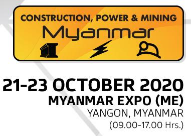 2021年缅甸电力展,缅甸太阳能展,缅甸矿山机械展,Electric Myanmar